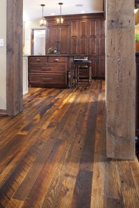 Reclaimed Wood | Manomin Antique Oak Flooring | Mr. Timbers