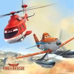 Zulily Disney Fire & Rescue movie