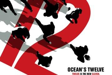 Ocean's 12 movie poster