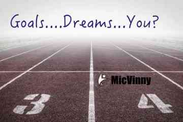 What's your new goals and dreams for 2018? From Michael V. Moore aka MicVinny aka Mr. Travel Fitness