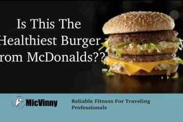 "Big Mac ""Is this the healthiest burger from Mcdonalds?"" from Micvinny"