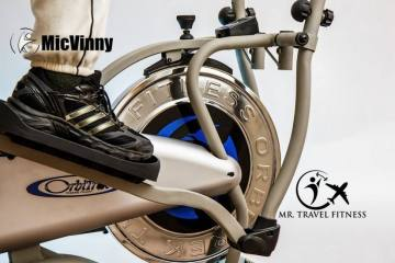 9 Awesome Elliptical Machine Workout Routines from MicVinny aka Mr. Travel Fitness
