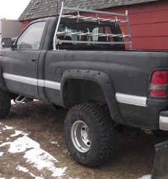 1998 dodge ram lifted [ 1200 x 675 Pixel ]