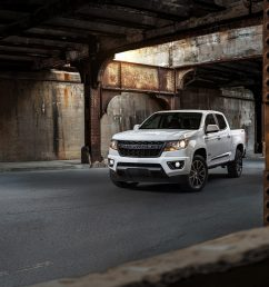 four years of the new chevy colorado with new models for 2019 rst street truck and z71 trail runner [ 3000 x 1955 Pixel ]