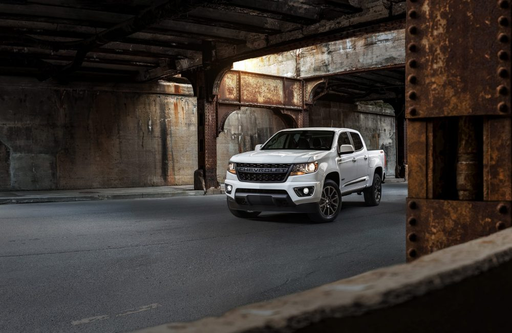 medium resolution of four years of the new chevy colorado with new models for 2019 rst street truck and z71 trail runner