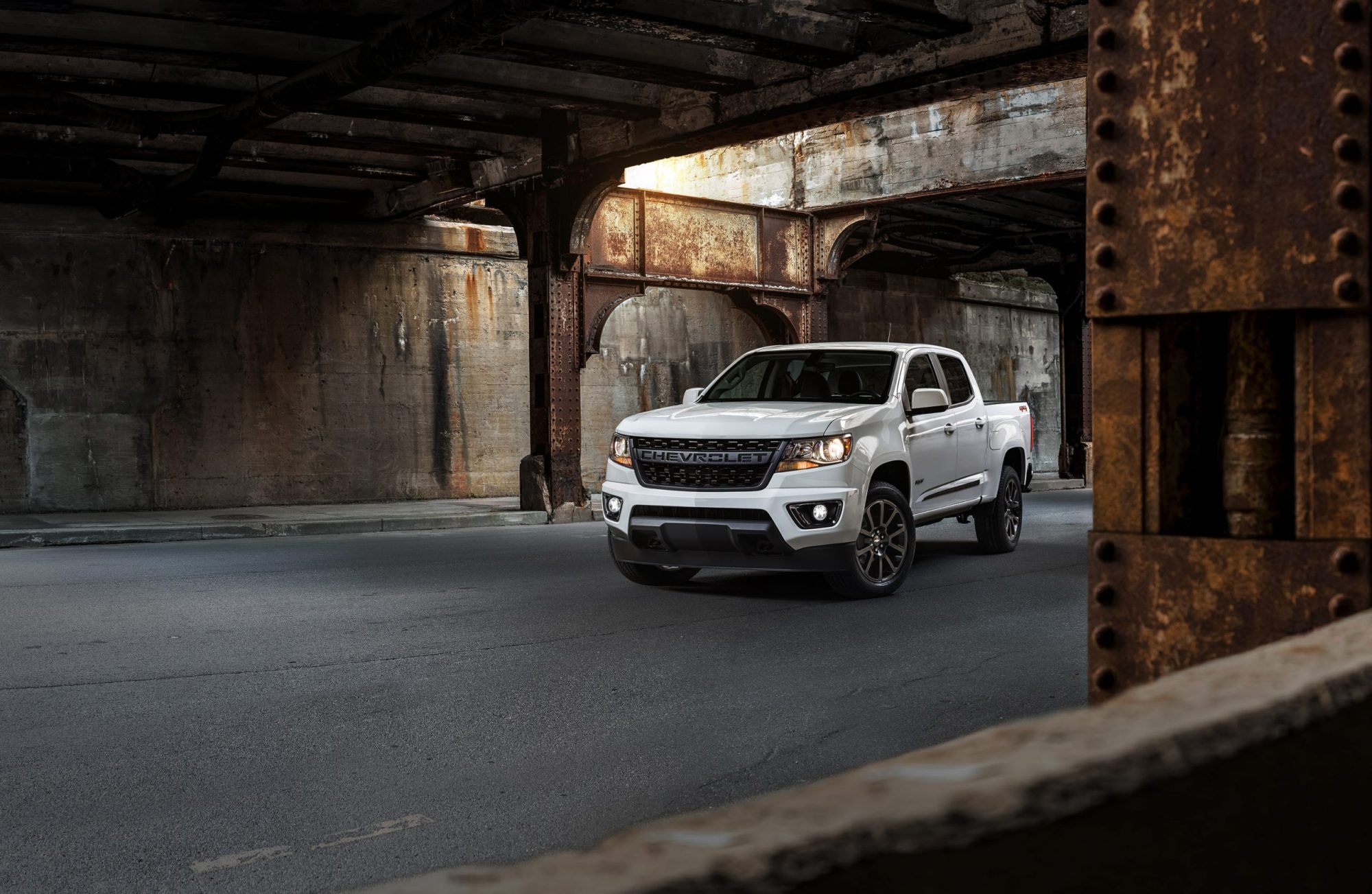hight resolution of four years of the new chevy colorado with new models for 2019 rst street truck and z71 trail runner
