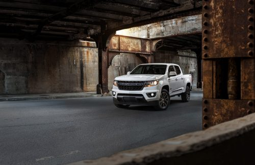 small resolution of four years of the new chevy colorado with new models for 2019 rst street truck and z71 trail runner