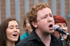 Waterford Omagh Peace Choir (c) Allan LEONARD @MrUlster