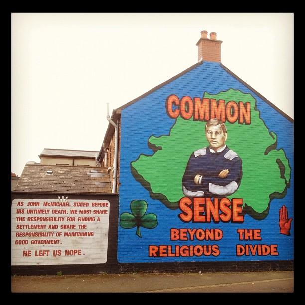 20120314 John McMichael Common Sense