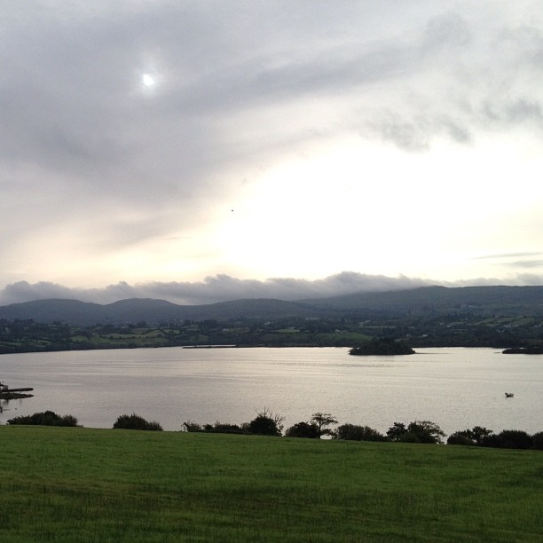 20120824 Lough Eske morning