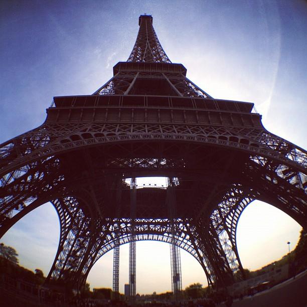 20120920 Eiffel fisheye