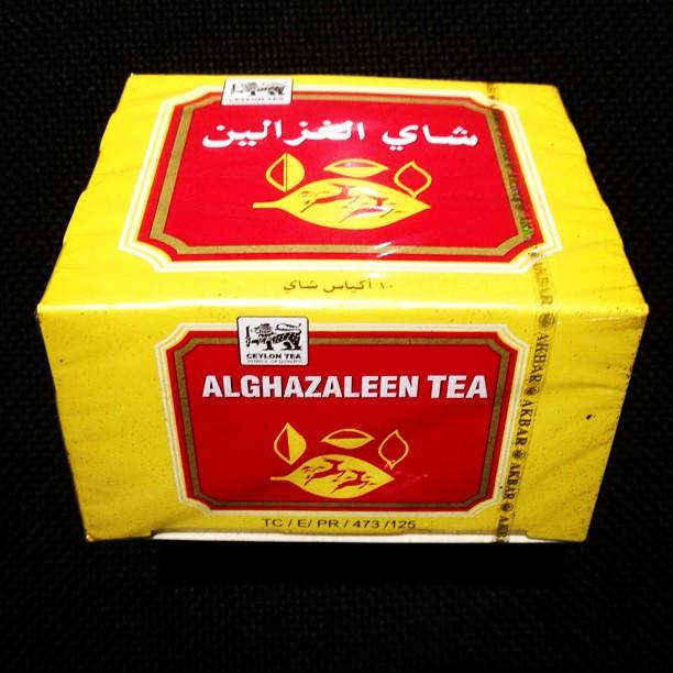 20121016 Alghazaleen Tea