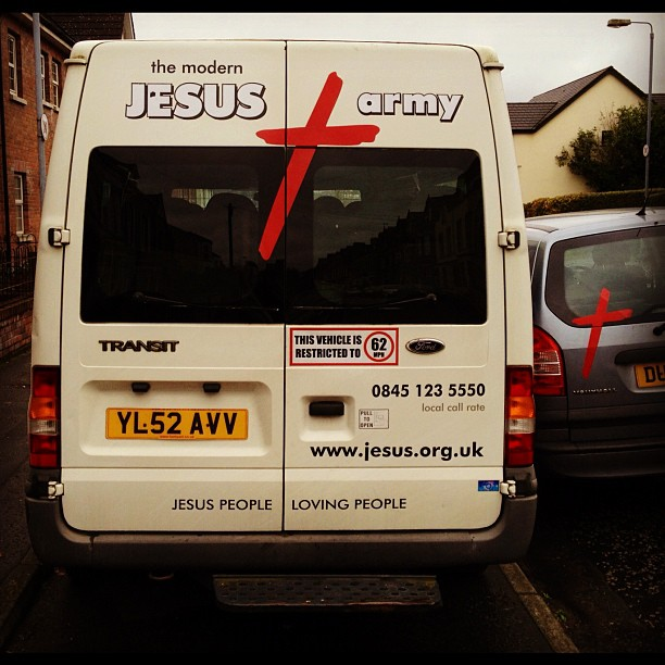 20121028 Jesus Army