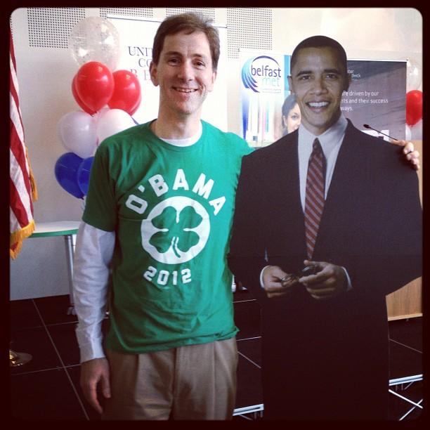 20121107 Obama wins Ulster