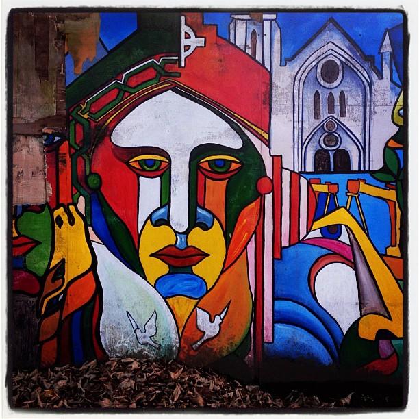 20121126 Ormeau mural