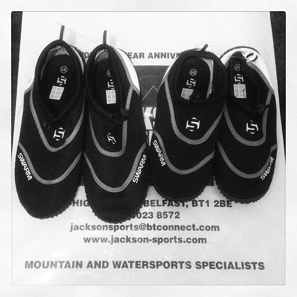 20121129 Aqua shoes