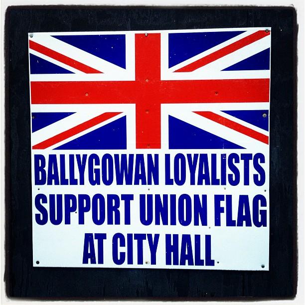 20121212 Ballygowan loyalists