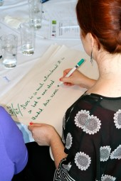 """Women's Resource & Development Agency hosted seminar, """"Women: Dealing with the Past; Shared Learning Workshop"""", Europa Hotel, Belfast."""