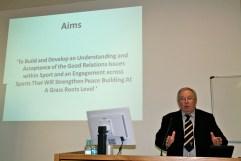 William LAMROCK (General Secretary, Londonderry YMCA) (c) Allan LEONARD @MrUlster