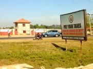 Pay Your Taxes. Kaduna, Nigeria.