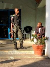Morning Duty. Kaduna, Nigeria.