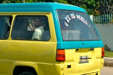 It Is Well. Kaduna, Nigeria.