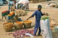 Fruit Vendor I. Kaduna, Nigeria.