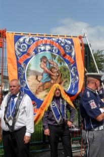 Loyalist Banner 2132. (c) Peter MOLONEY @PeterMoloneyCol