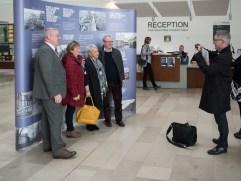 Exhibition launch: Reflected Lives. @BIP_Interfaces (c) Allan LEONARD @MrUlster