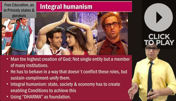 Intergral humanism
