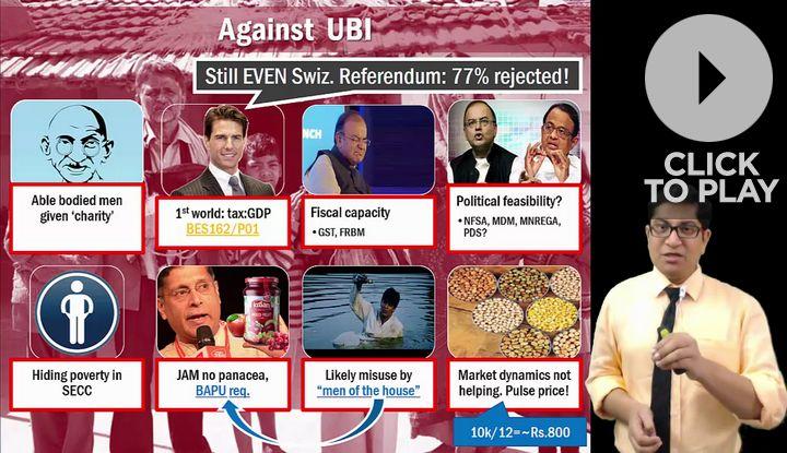 Universal Basic Income (UBI)