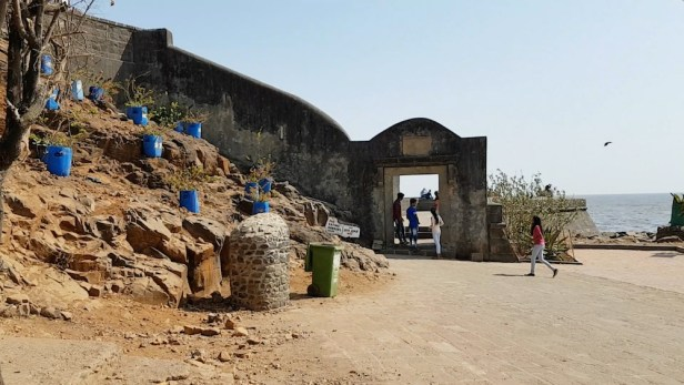Bandra Fort - Things to do in Mumbai on a wheelchair