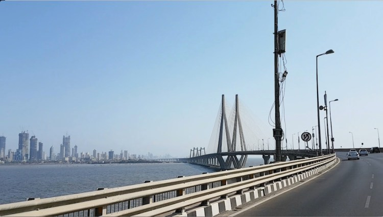 Bandra Worli Sea Link - Things to do in Mumbai on a wheelchair