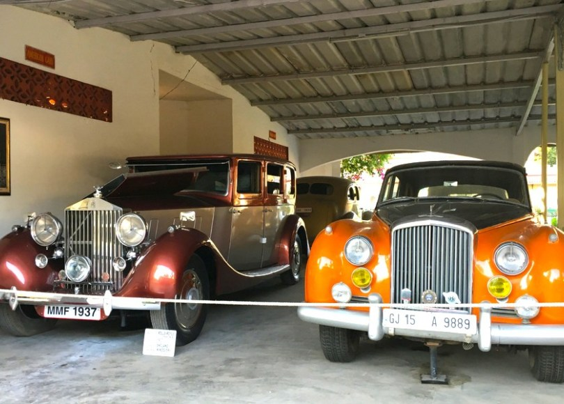 Photoblog: Vintage Car Museum in Ahmedabad
