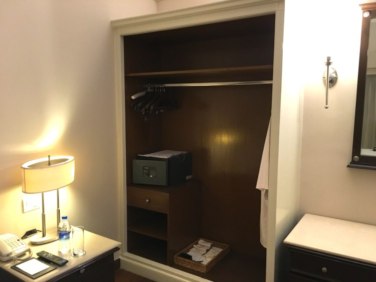 The Claridges open cupboard.jpg