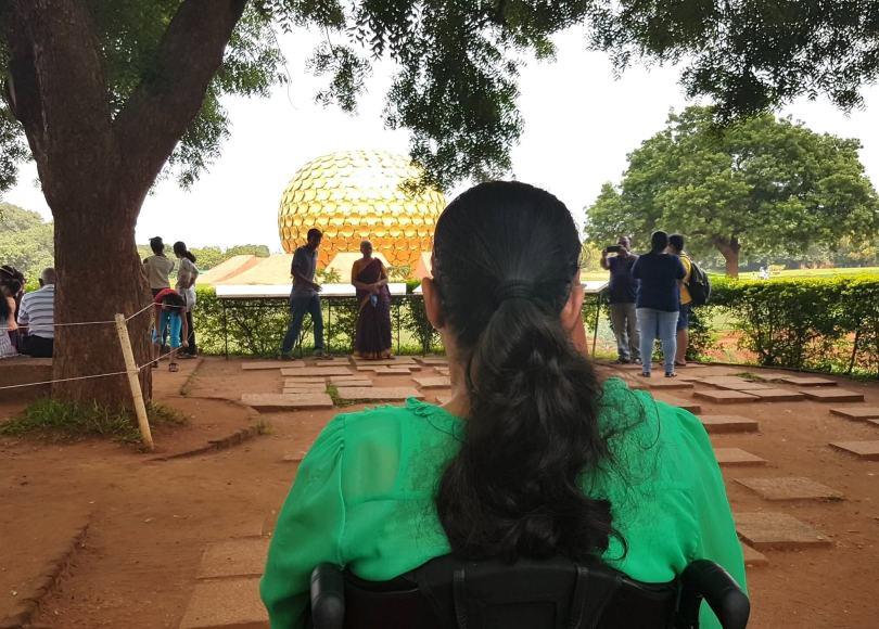 Matri Mandir Pondicherry