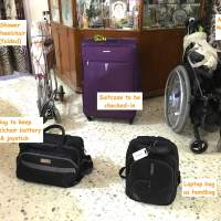 Tips for wheelchair users travelling by Air
