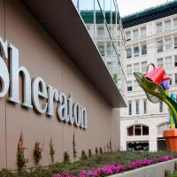 Sheraton Grand Seattle Hotel - Wheelchair Accessibility Review