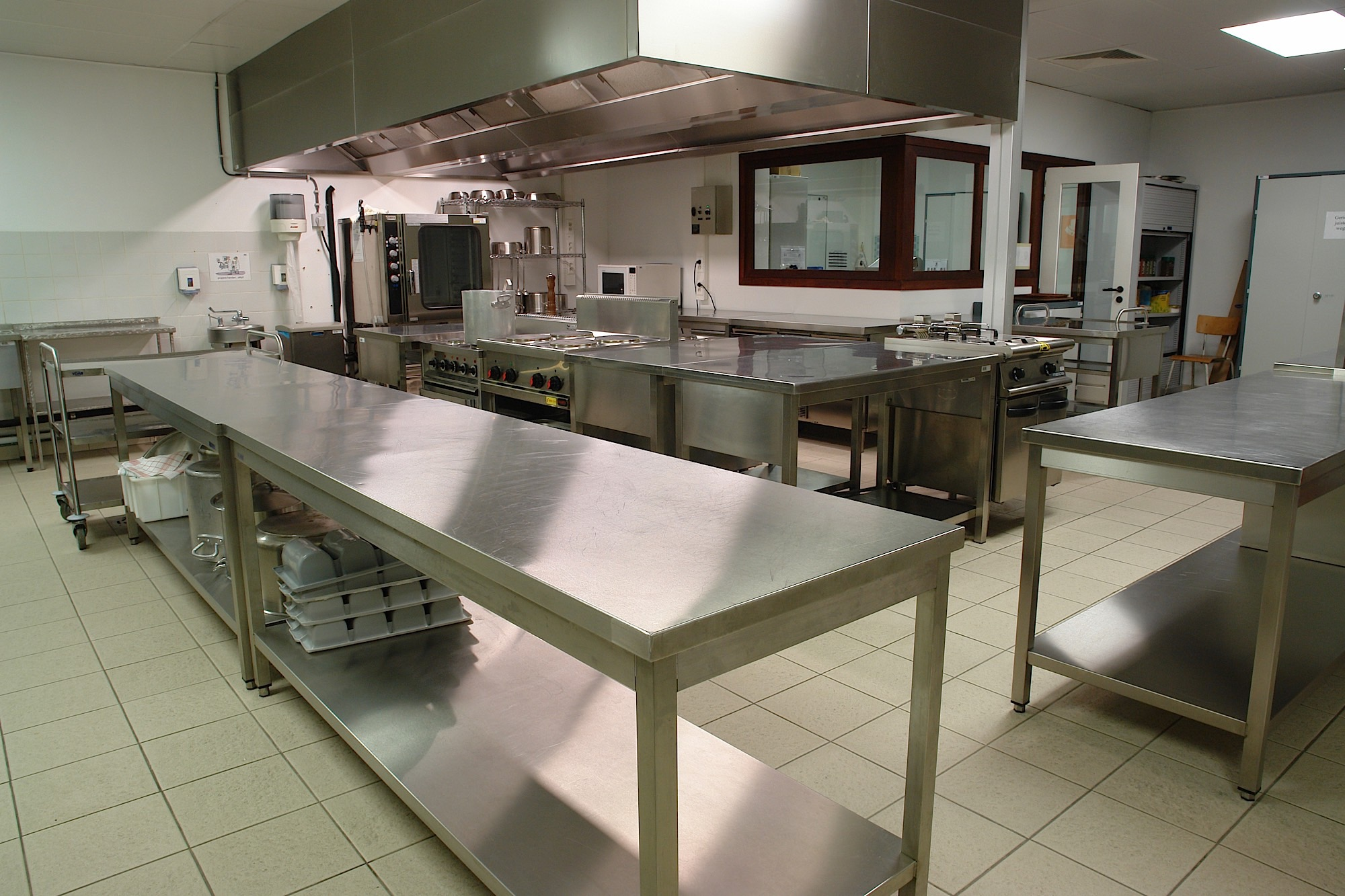 industrial kitchen cleaning services triple sink hood mr vac your is important