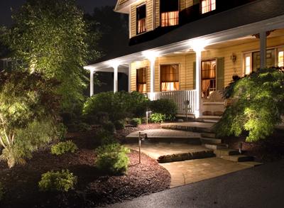 Landscape Lighting  Cumming GA  Mr Value Electricians