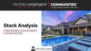Preferred Apartment Communities APTS