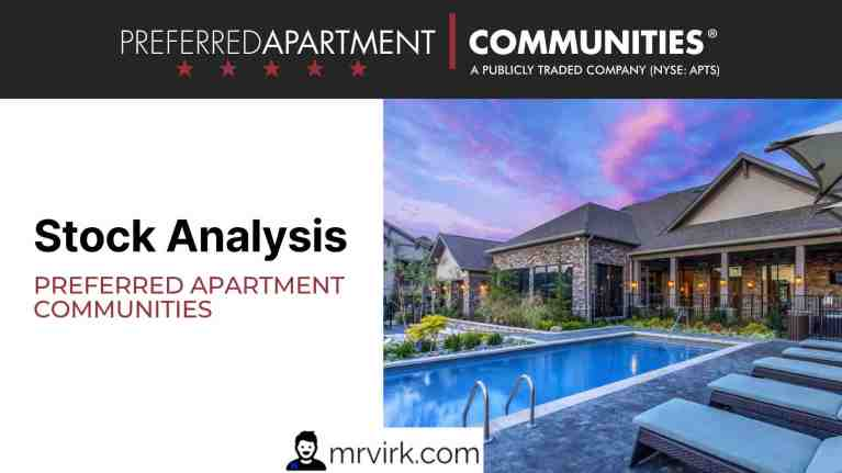 Preferred Apartment Communities APTS