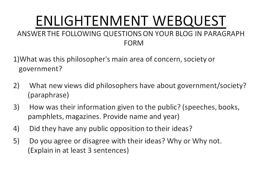 Worksheet Enlightenment Worksheet Grass Fedjp Worksheet Study Site
