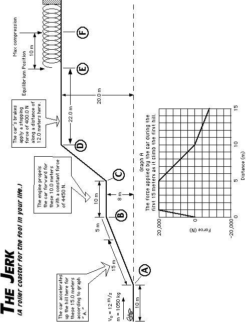AHS; Mechanical Energy Worksheet