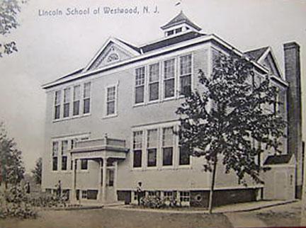 Lincoln School - 1906.
