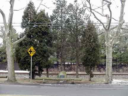 Washington Memorial Row.
