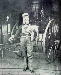 Genest Ottignon, Westwood's first fire chief.