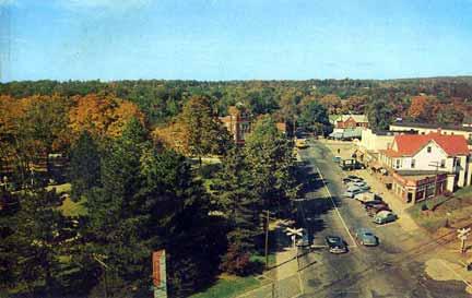 Washington Ave. - 1956.
