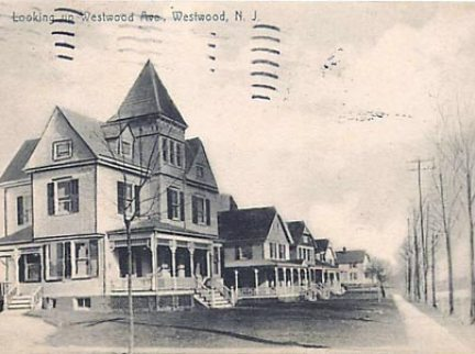 Westwood Ave. - 1906.