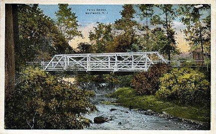 Yates Bridge - 1917.